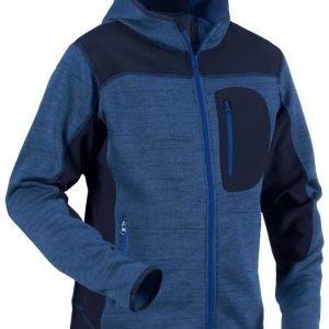 Blåkläder Neulottu softshelltakki Navy/Navy