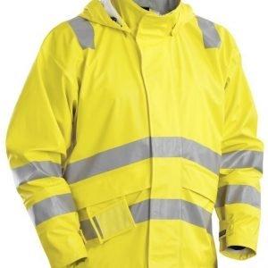 Blåkläder Palosuojattu sadetakki Keltainen