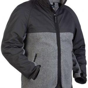 Blåkläder Pilétakki 4925 harmaa/musta