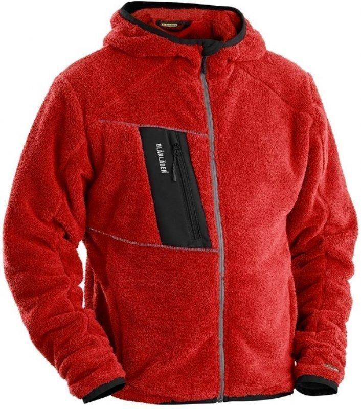 Blåkläder Pilétakki punainen