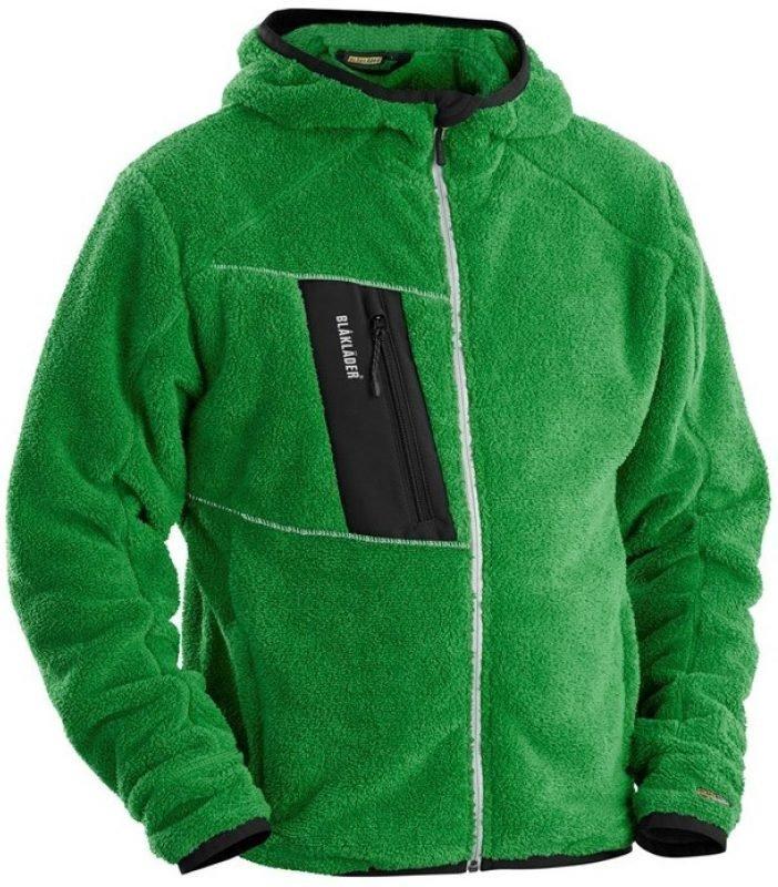 Blåkläder Pilétakki vihreä