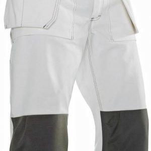 Blåkläder Piraattihousut Valkoinen
