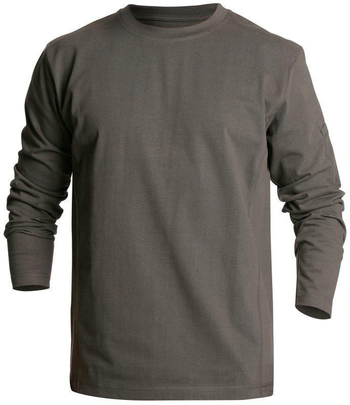 Blåkläder Pitkähihainen T-paita Army green