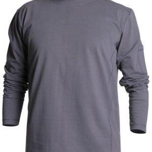 Blåkläder Pitkähihainen T-paita Harmaa