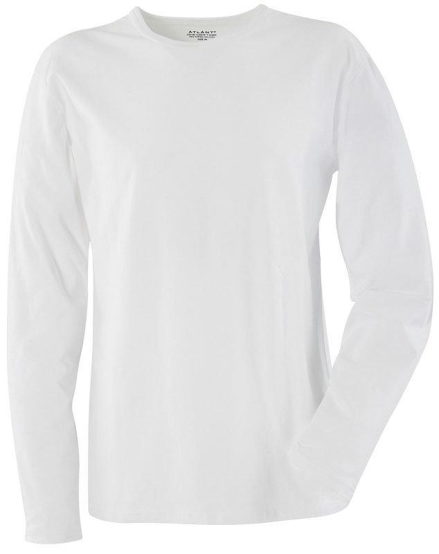Blåkläder Pitkähihainen T-paita Valkoinen