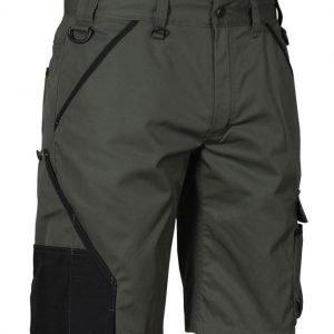 Blåkläder Puutarhurin shortsit Army green