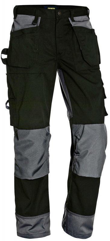 Blåkläder Riipputaskuhousut Musta/Harmaa