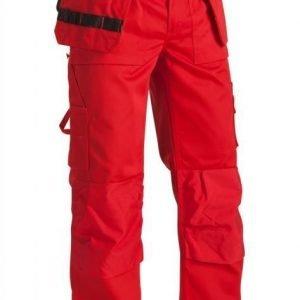 Blåkläder Riipputaskuhousut Punainen