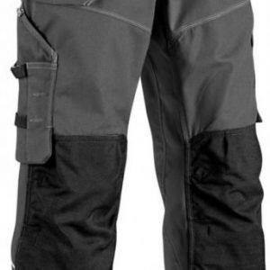 Blåkläder Riipputaskuhousut X1900 tummanharmaa/musta