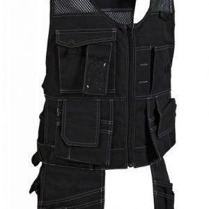 Blåkläder Riipputaskuliivi Musta