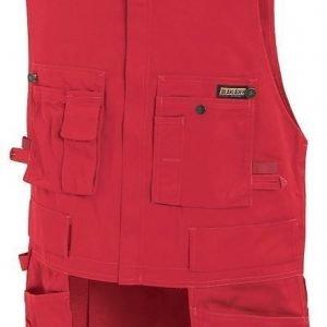 Blåkläder Riipputaskuliivi Punainen
