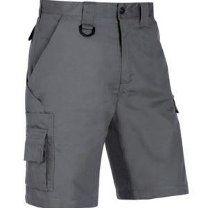 Blåkläder Shortsit Harmaa
