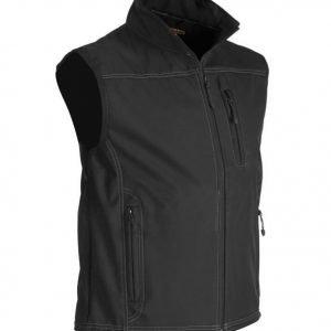 Blåkläder Softshell liivi Musta