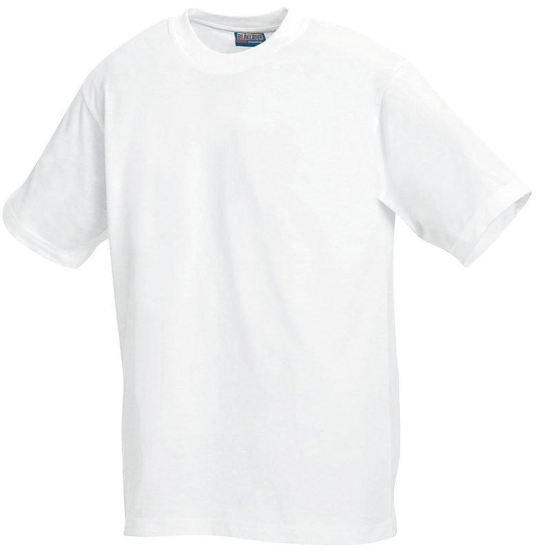 Blåkläder T-Paita (10-pack)  Valkoinen