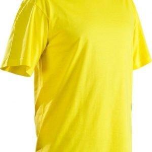 Blåkläder T-Paita (5-pack) Keltainen
