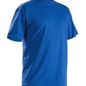 Blåkläder T-Paita (5-pack) Keskisininen