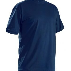 Blåkläder T-Paita (5-pack) Mariininsininen