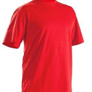 Blåkläder T-Paita (5-pack) Punainen