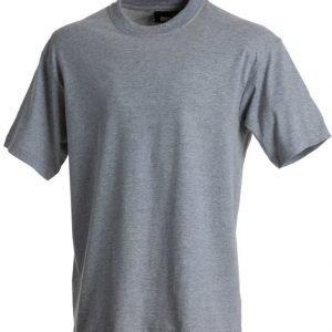 Blåkläder T-paita Meleerattu harmaa