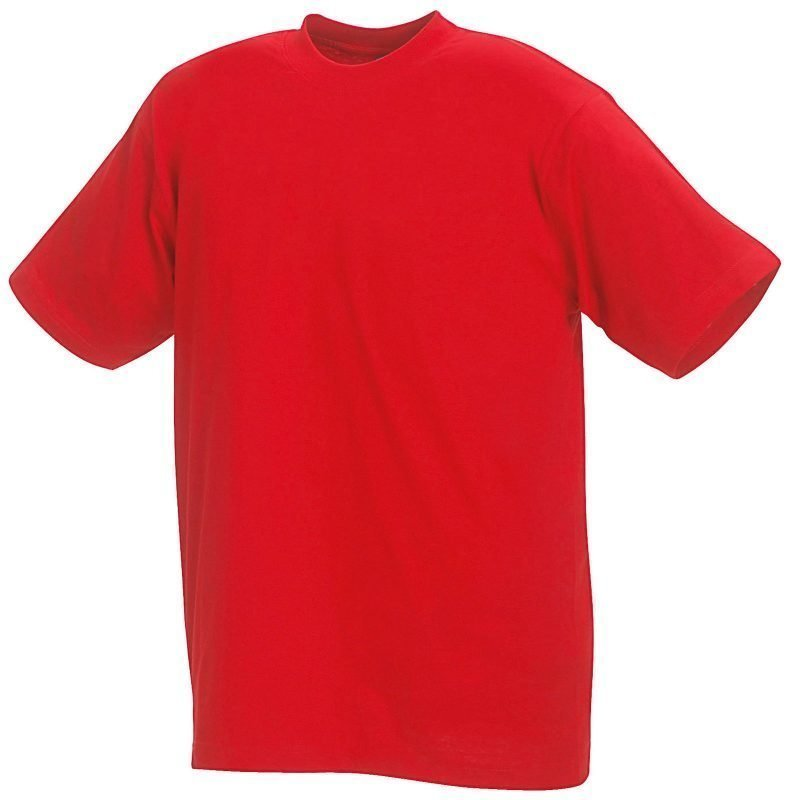 Blåkläder T-paita Punainen