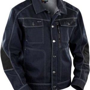 Blåkläder Takki X1900 denim mariininsininen/musta