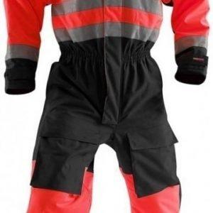 Blåkläder Talvihaalari Highvis punainen/musta