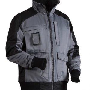 Blåkläder Talvitakki Harmaa/Musta