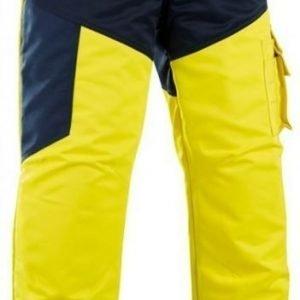 Blåkläder Viiltosuojalahkeet Highvis keltainen/mariininsininen