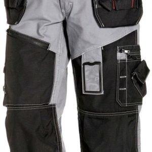 Blåkläder X1500 piraattihousut Harmaa/Musta