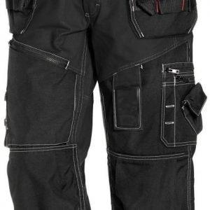 Blåkläder X1500 piraattihousut Musta