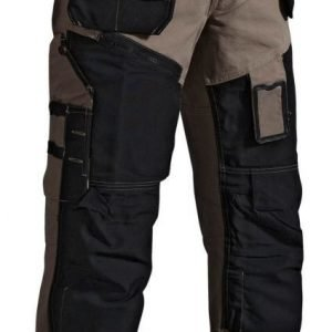 Blåkläder X1500 riipputaskuhousut Khaki/Musta