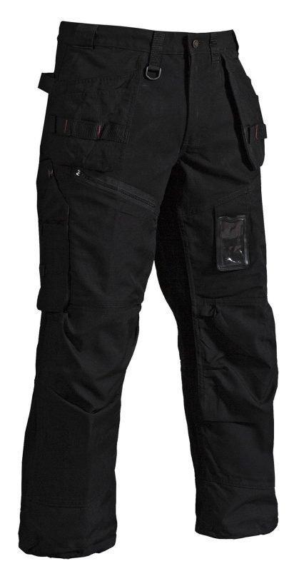 Blåkläder X1500 riipputaskuhousut Musta