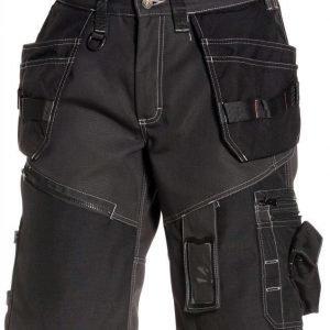 Blåkläder X1500 shortsit Musta
