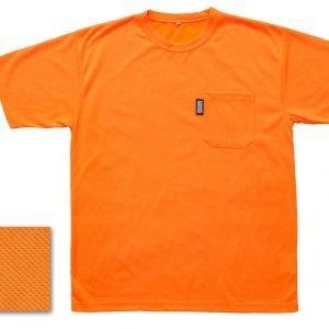 Bockmann Tekninen T-Paita Oranssi