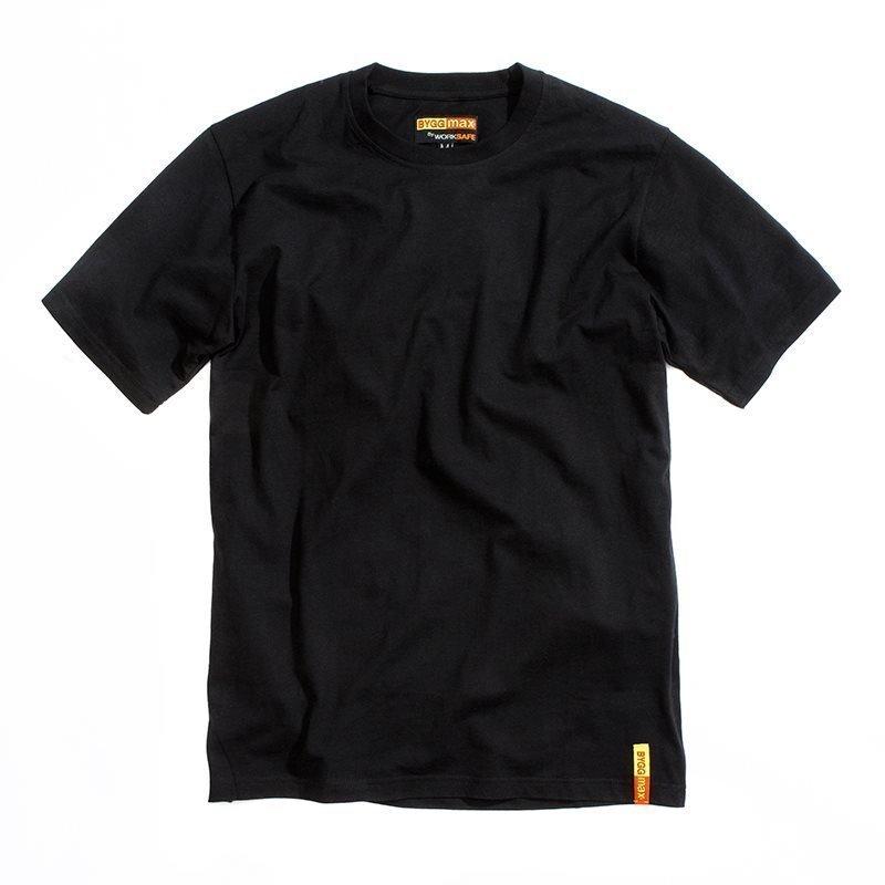 Byggmax t-paita musta