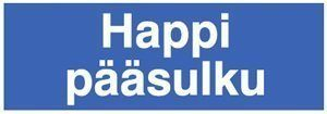 Happi pääsulku 300x100 mm