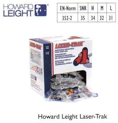 Howard Leight Laser-Trak korvatulpat