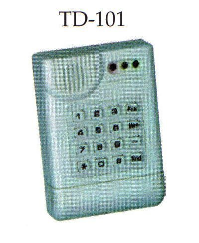 ICAS TD-101 robottipuhelin
