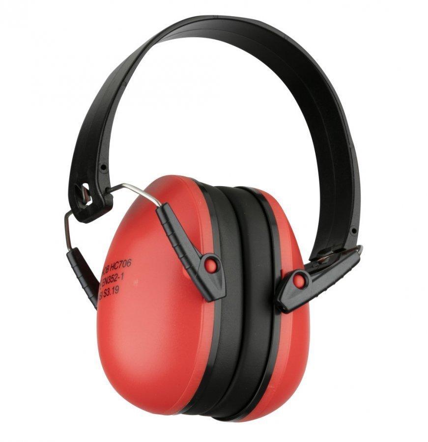 Kraft Kuulosuojain Punainen