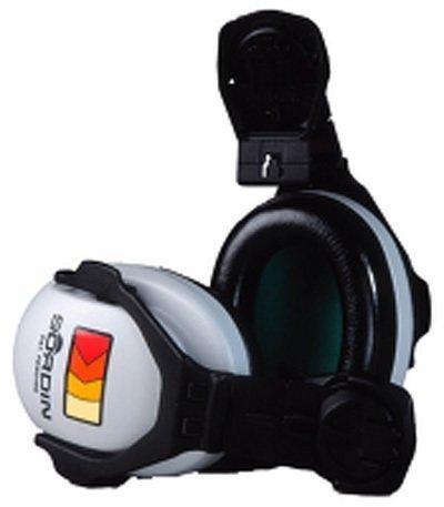 MSA Sordin EXC kypäräkiinnitteinen kuulosuojain