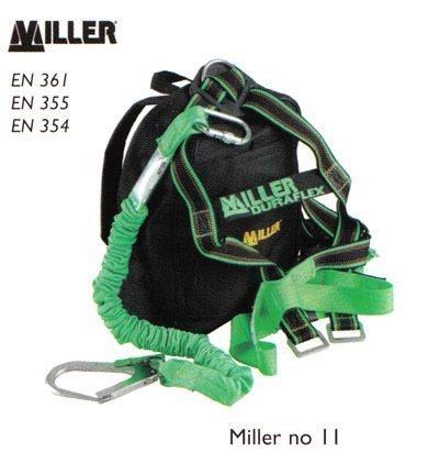 Miller 11 putoamissuojainpaketti rakennustyömaille