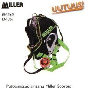 Miller Scorpio putoamissuojainpaketti