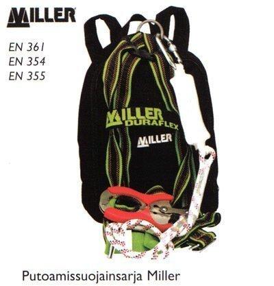 Miller putoamissuojainpaketti telineille