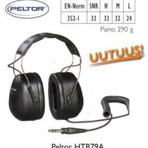Peltor HTB79A stereokuulokesuojain
