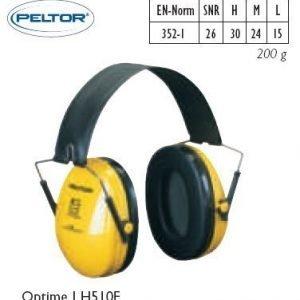 Peltor Optime I H510F kuulosuojain