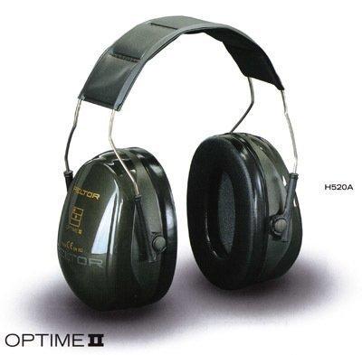 Peltor Optime II H520A kuulosuojain