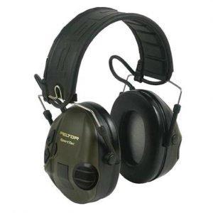 Peltor Sporttac Kuulosuojaimet