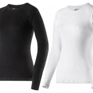 Snickers Naisten pitkähihainen T-paita eri värejä