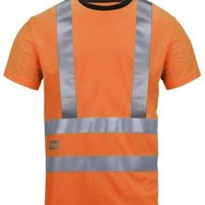 Snickers T-paita Highvis 2543 eri värejä