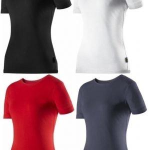 Snickers T-paita naisten eri värejä